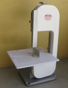 Fountain Meat Bandsaw