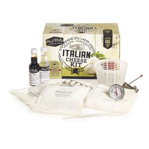 Mad millie italian cheese making kit my slice of life for Italian kit