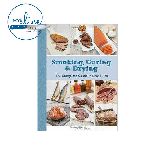 Smoking, Curing & Drying Book