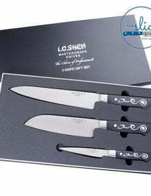 I.O.Shen 3 Piece Knife Set