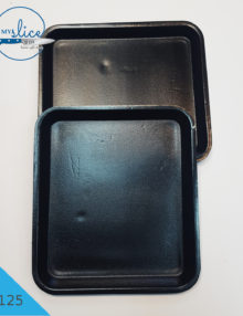 Black Foam Meat Trays