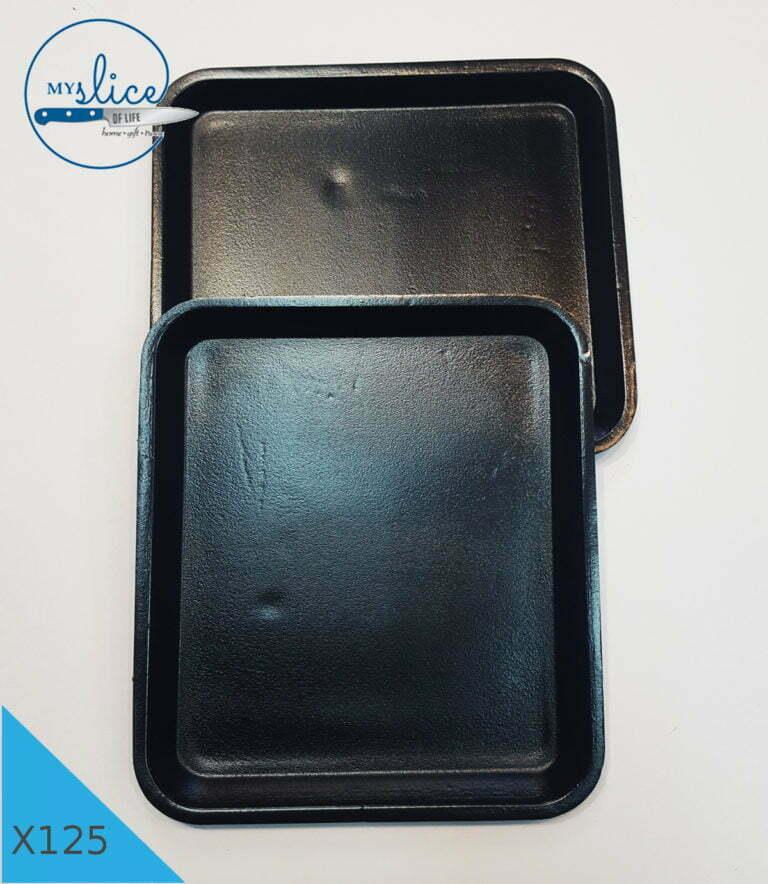 Black Foam Meat Trays