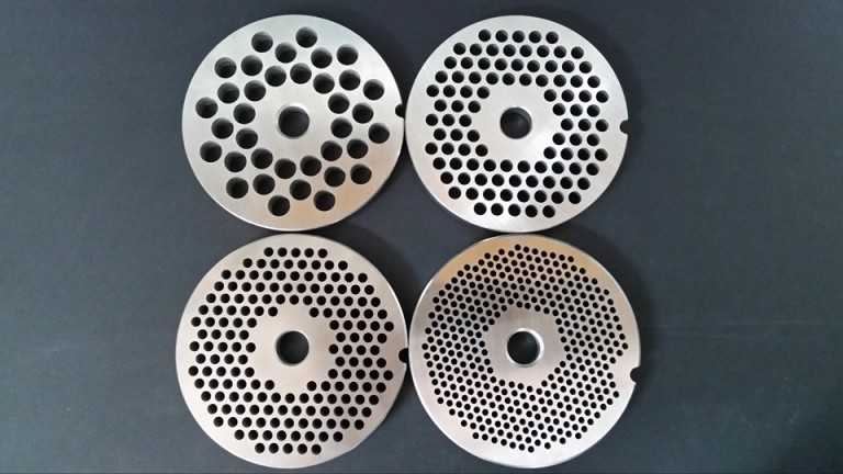Stainless Steel Mincer Plates