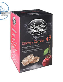 Cherry Bisquettes