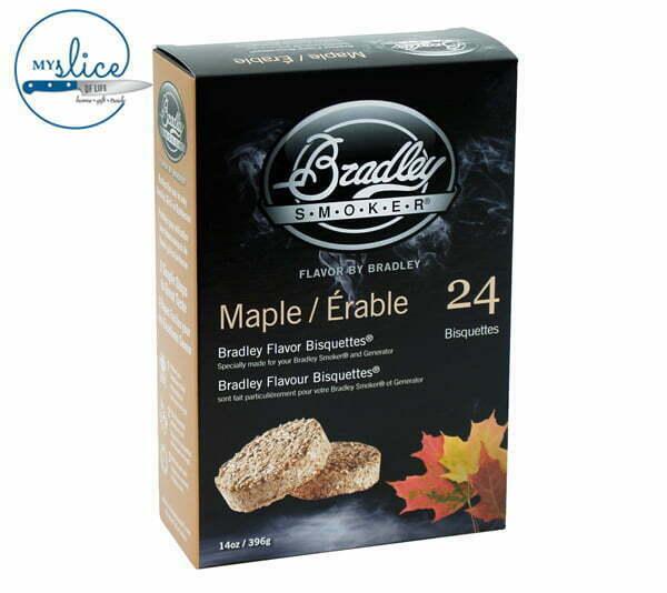 Maple Bisquettes