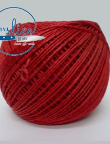 Red Cotton Twine