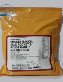 Smokey Bacon Sausage Seasoning