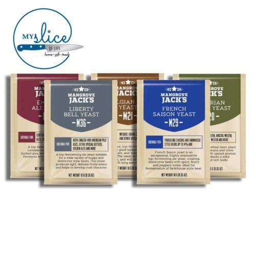 Mangrove Jacks Craft Series Yeast,
