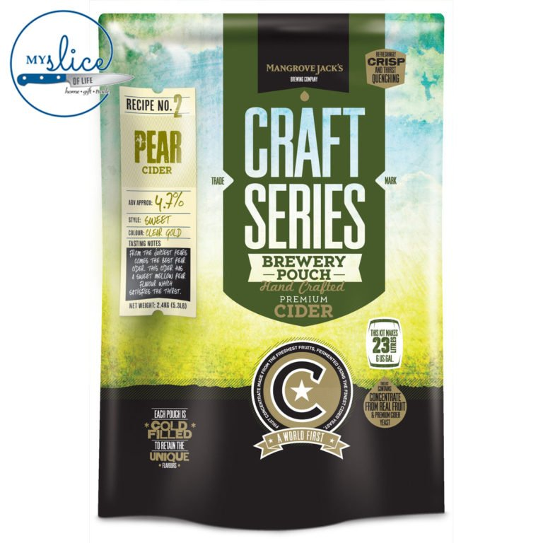 Mangrove Jacks Cider Extract Pouches
