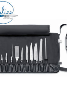 F Dick Leather Knife Roll
