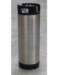 Ball lock kegs