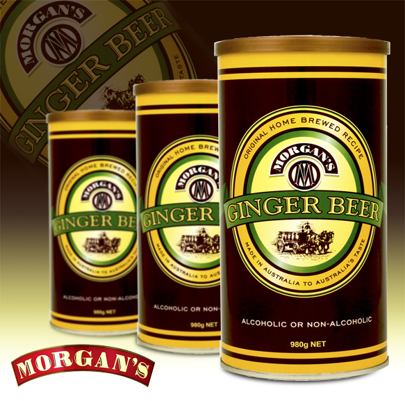 Morgans Home Brew Extract Beer Kits
