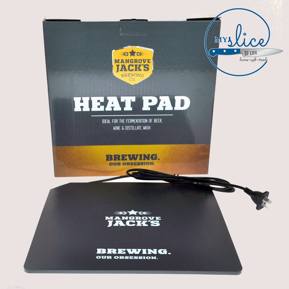 Home Brewing Heat Pad, Belt or Wrap