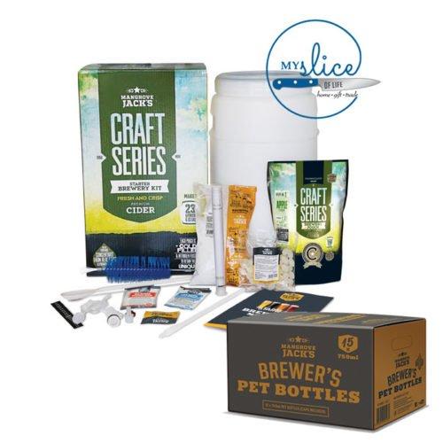 Mangrove Jacks Cider Brewery Kit