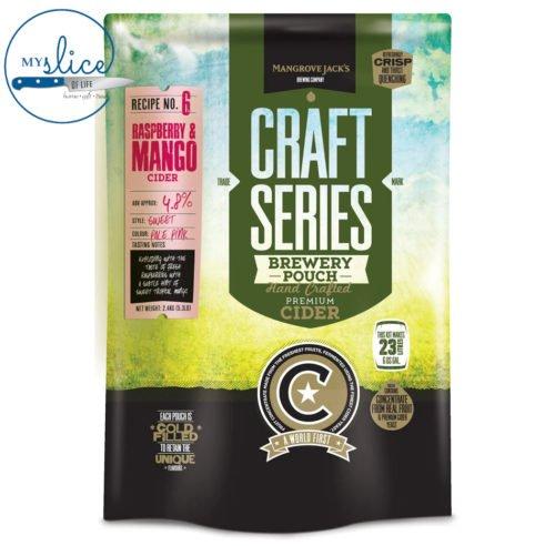 Mangrove Jacks Craft Series Cider Pouches