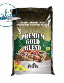 Green Mountain Grill Pellets