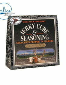 Jerky Seasoning Cracked Pepper