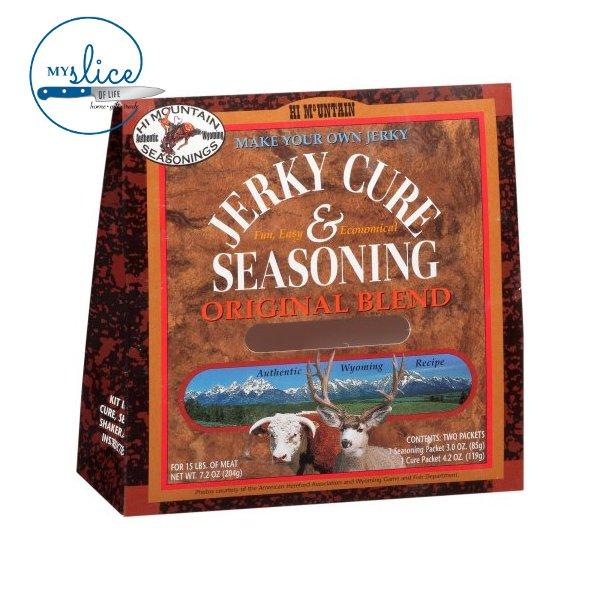 Hi Mountain Jerky Seasoning - Original Blend