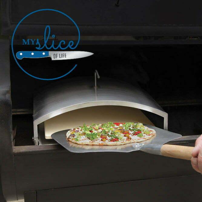 Green Mountain Grills Pizza Attachment