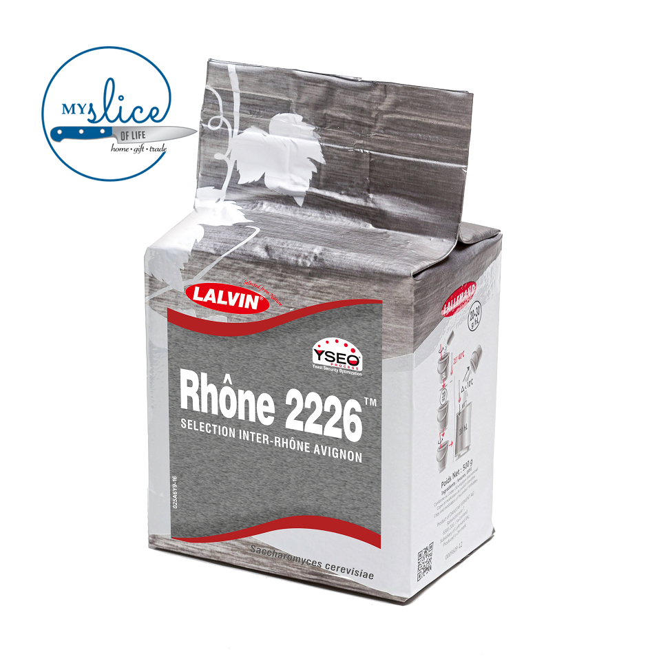 Lalvin Rhone 2226 Red Wine Yeast