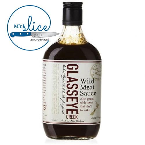 Glasseye Creek Wild Meat Sauce
