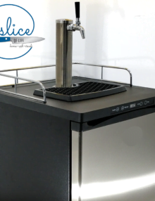 Series X Single Tap Kegerator