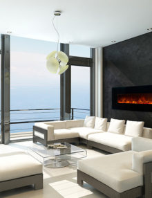 Modern Flames Ambiance CLX2 Electric Fireplace