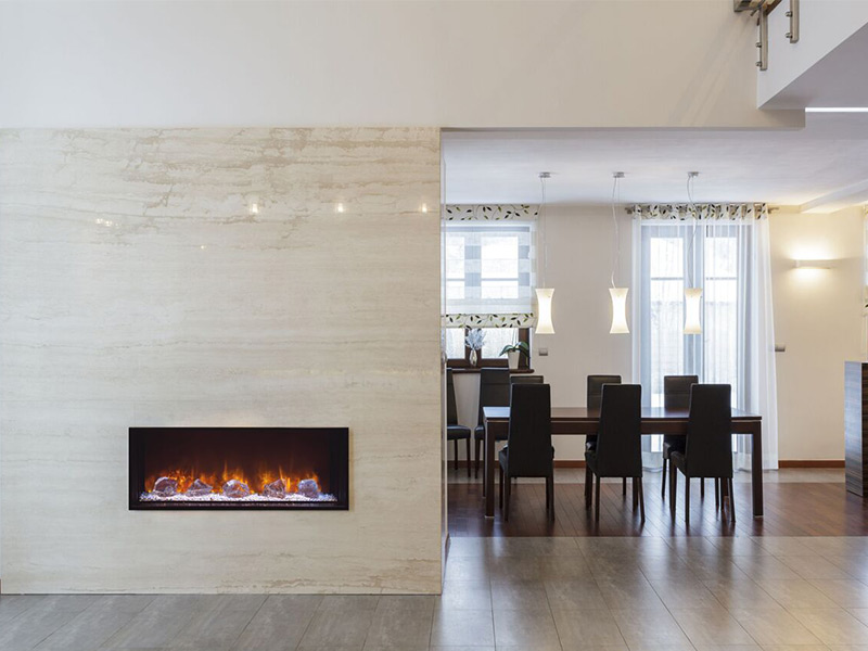 Modern Flames Lanscape Full View Series Fireplace