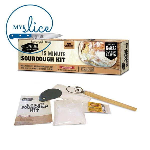 Mad Millie Sourdough Starter Kit