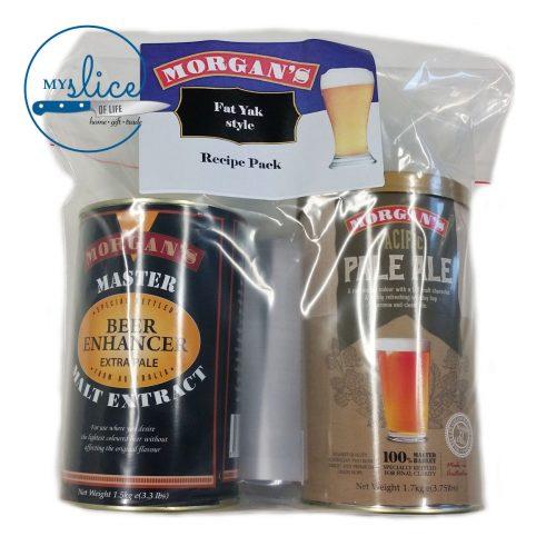 Morgans Clone Recipe Pack - Fat Yak