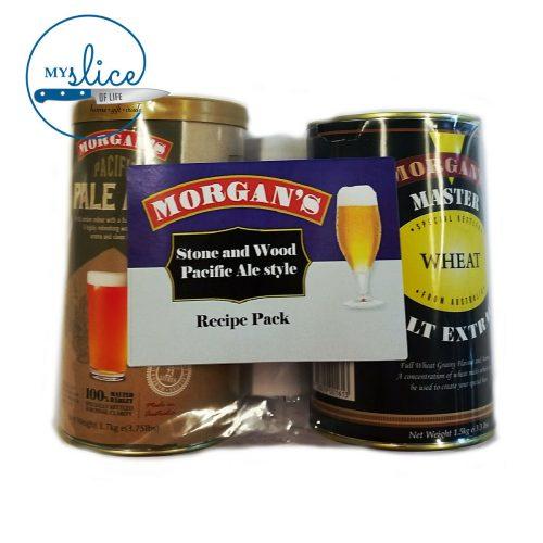 Morgans Clone Recipe Pack - Stone Wood