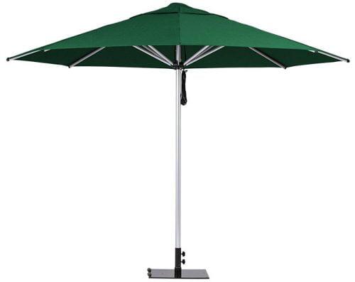 Monaco Outdoor Umbrella Forest Green