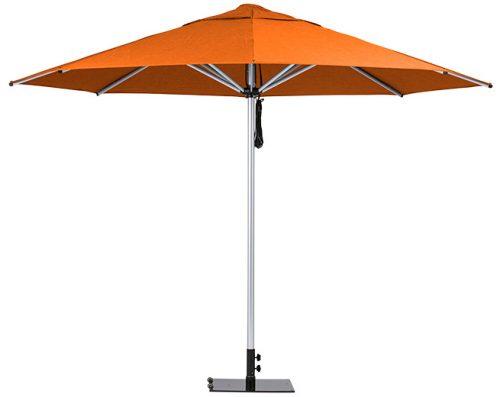 Monaco Outdoor Umbrella Orange