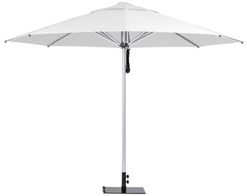 Monaco Outdoor Umbrella White