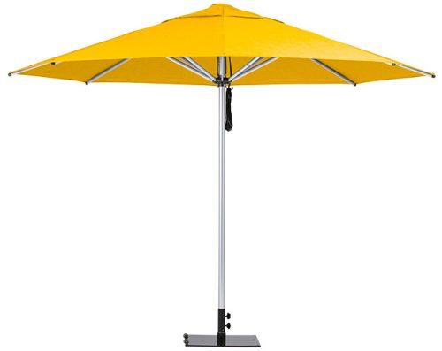 Monaco Outdoor Umbrella Yellow