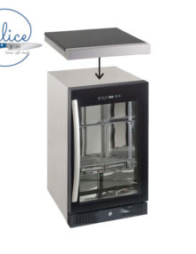 Gasmate Single Door Fridge Top