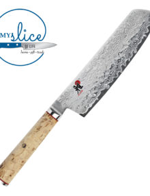 """Miyabi 5000MCD Nakiri 6.5""""/17cm Nakiri Knife"""