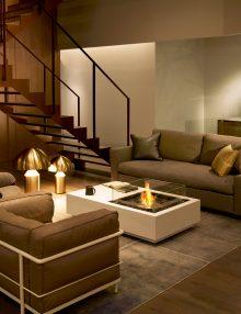Ecosmart Fire Manhattan Fireplace Install (2)