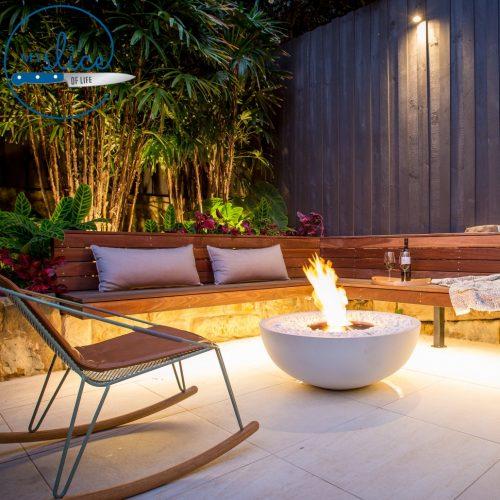 Ecosmart Fire Mix 850 Fireplace Install