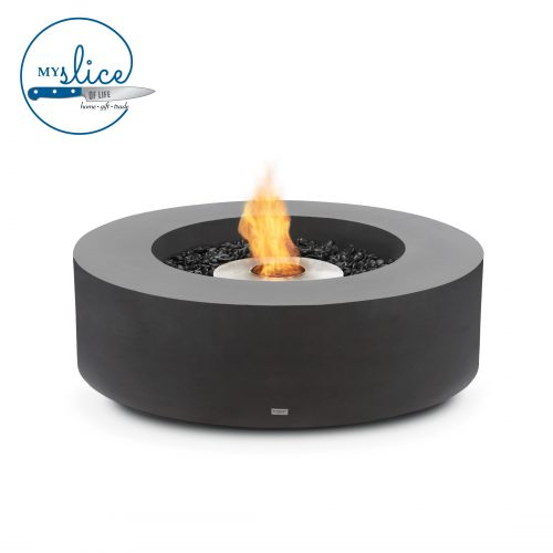 Ecosmart Fire Ark 40 Fireplace Graphite