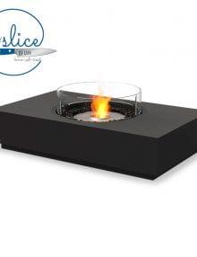Ecosmart Fire Martini Fireplace - Graphite