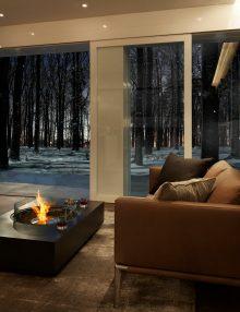 Ecosmart Fire Martini Fireplace - Install (2)