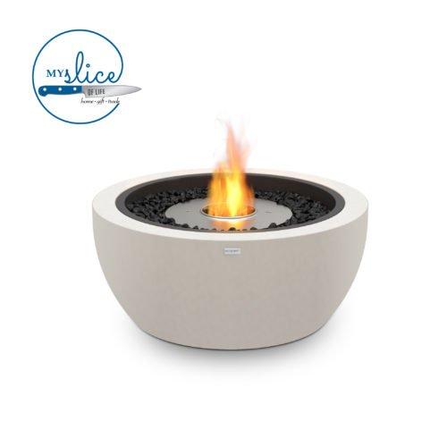 Ecosmart Fire Pod 30 Fireplace Bone