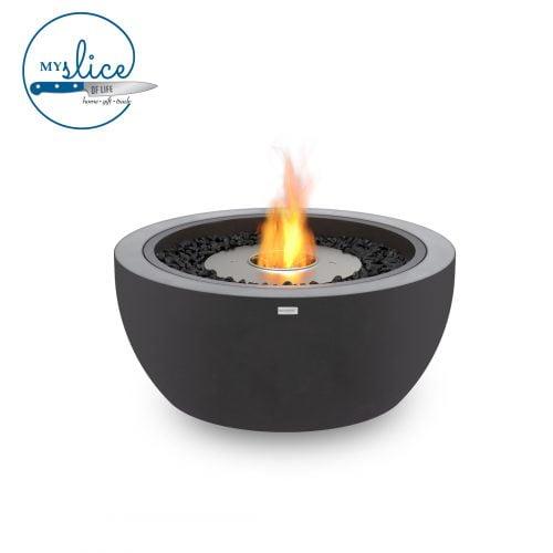 Ecosmart Fire Pod 30 Fireplace Graphite