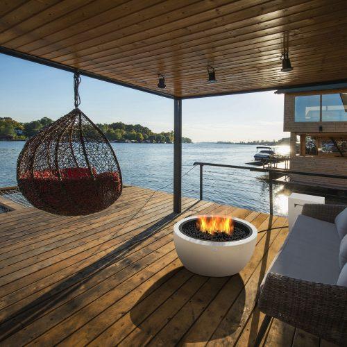 Ecosmart Fire Pod 30 Fireplace