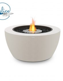 Ecosmart Fire Pod 40 Fireplace Bone