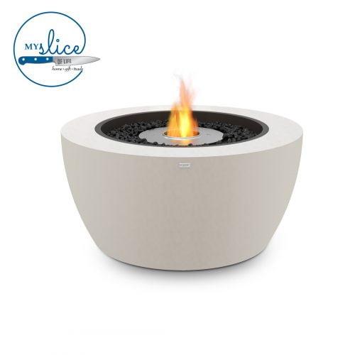 Ecosmart Fire Pod 40 Fireplace Bone