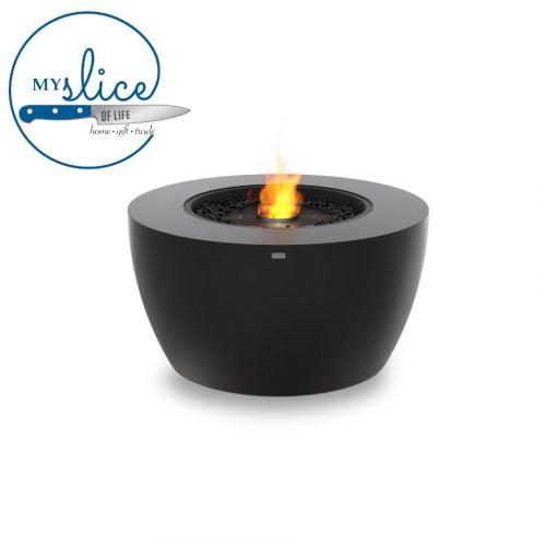 Ecosmart Fire Pod 40 Fireplace Graphite (Black Burner)