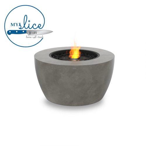 Ecosmart Fire Pod 40 Fireplace Natural (Black Burner)
