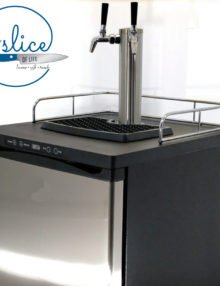 Series X Double Tap Kegerator